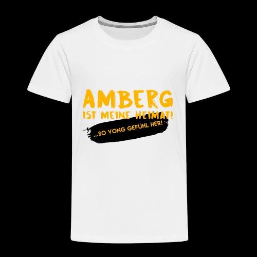 Amberg vong Gefühl - Kinder Premium T-Shirt