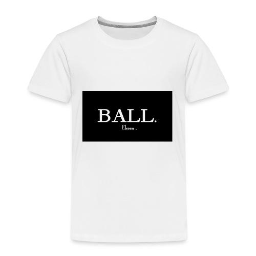 Ball by Eleven - T-shirt Premium Enfant