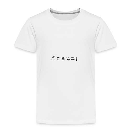frauni - Kinder Premium T-Shirt