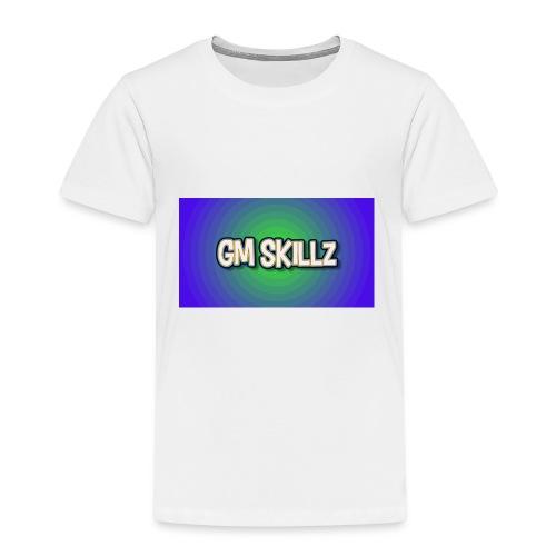 Gm skillz - Premium-T-shirt barn
