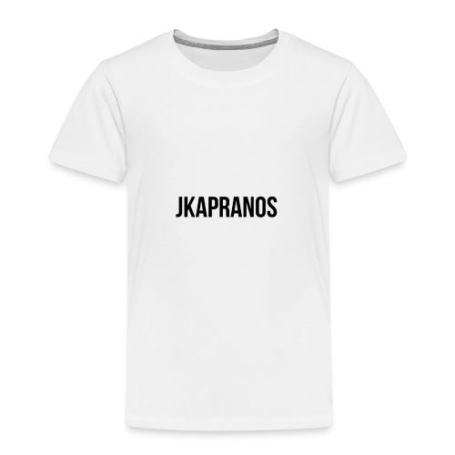 JKapranos Brand Logo - Kids' Premium T-Shirt