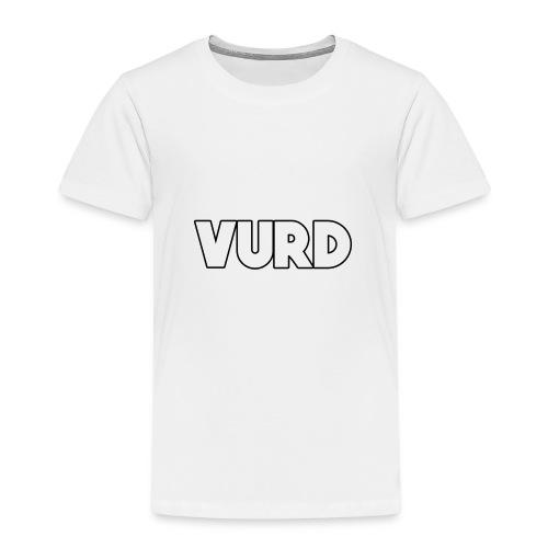 Vurd Clothing - Premium-T-shirt barn