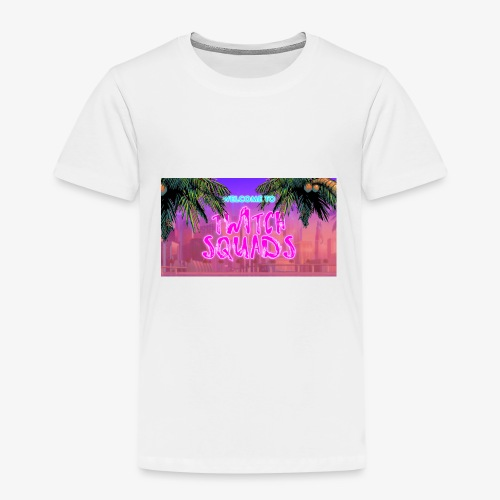Welcome To Twitch Squads - Kids' Premium T-Shirt