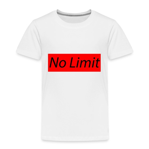 No Limit - Kinder Premium T-Shirt