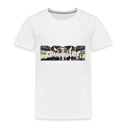 Commuter Design - Kids' Premium T-Shirt