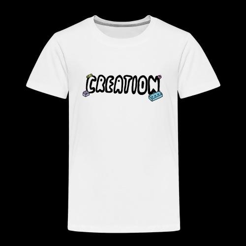 Creation Tee by NoNameSupply - Kids' Premium T-Shirt