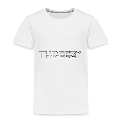 Threezy Logo - Kinder Premium T-Shirt
