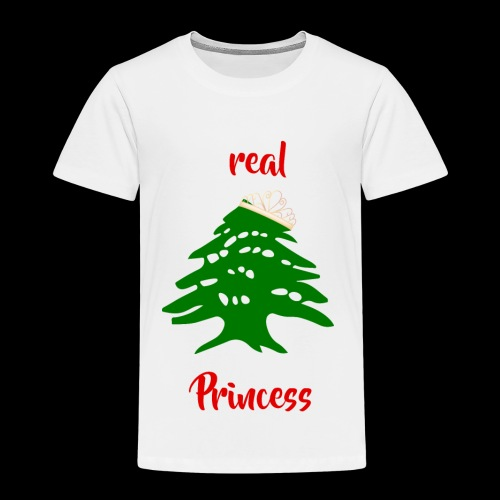 Lebanese princess - Kinder Premium T-Shirt