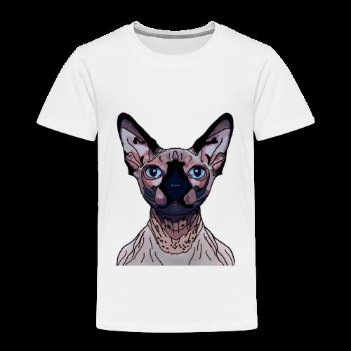 Sphynx motif - Kids' Premium T-Shirt