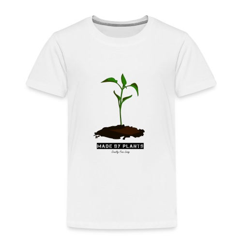 Made by plants - Kids' Premium T-Shirt