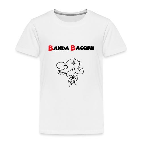 Banda Baccini. - Maglietta Premium per bambini