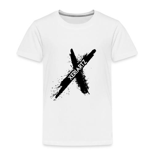Offical XeriArtz Merch Logo - Kinder Premium T-Shirt