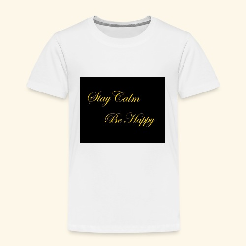 Be Happy - T-shirt Premium Enfant