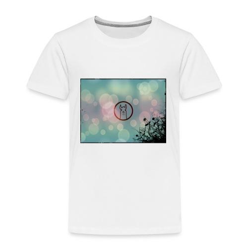 Llama Coin - Kids' Premium T-Shirt