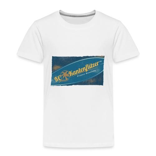Kantenflitzer Beach - Kinder Premium T-Shirt