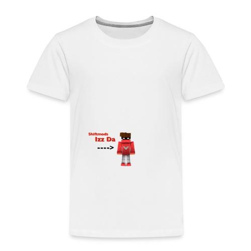 Shiftmods Izz Da - Kinder Premium T-Shirt