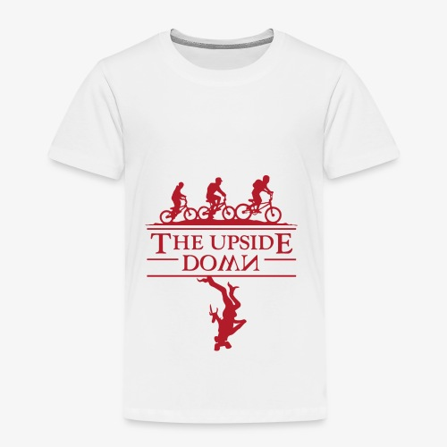 upside down - Koszulka dziecięca Premium