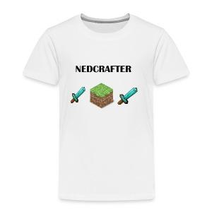 NedCrafter Logo - Kinder Premium T-Shirt