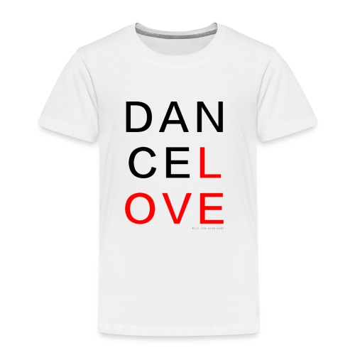 dancelove - Kinder Premium T-Shirt