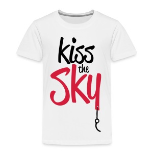 Kiss the Sky - Kinder Premium T-Shirt