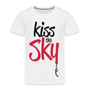 Kiss the Sky - Kinder Premium T-Shirt