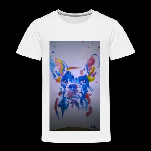 WP 20180112 09 49 31 Pro - Kinder Premium T-Shirt