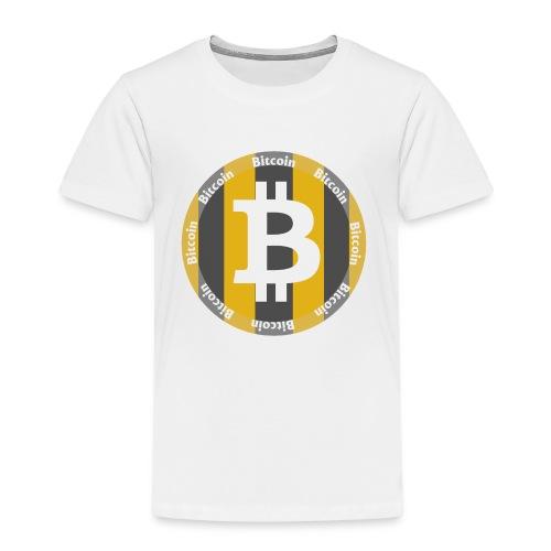 BitCoin | Dein Statement zur Kryptobewegung - Kinder Premium T-Shirt