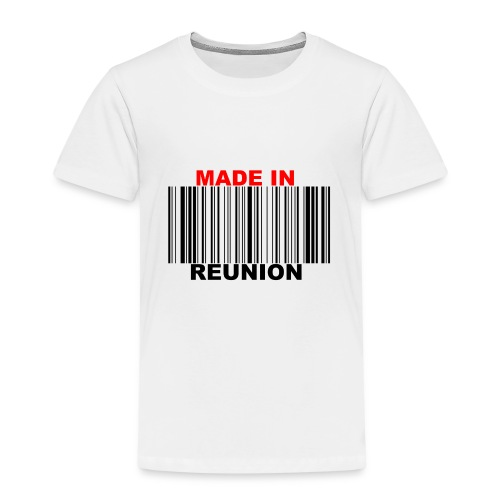 MADE IN REUNION - T-shirt Premium Enfant