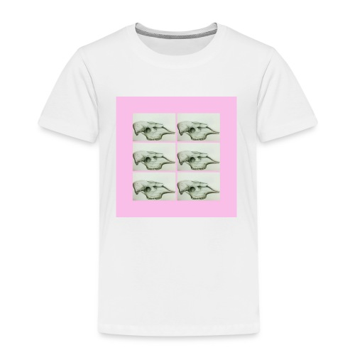 Pink is Dead? - Lasten premium t-paita