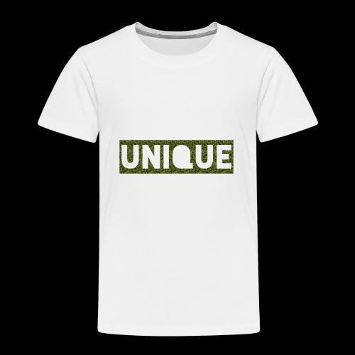 Unique - Kinder Premium T-Shirt