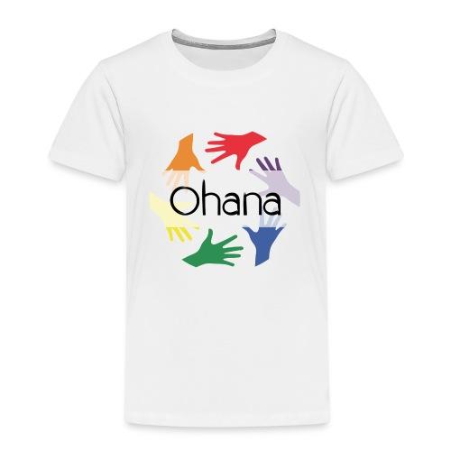 Ohana heißt Familie - Kinder Premium T-Shirt