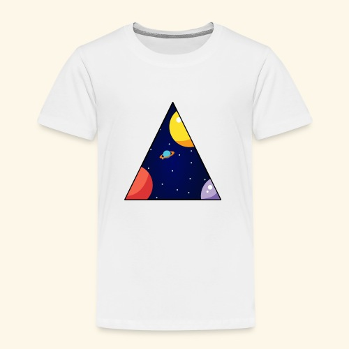 View From Space - Kids' Premium T-Shirt