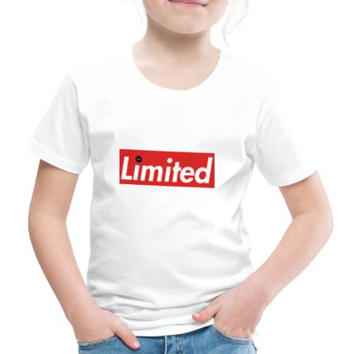 limited - T-shirt Premium Enfant