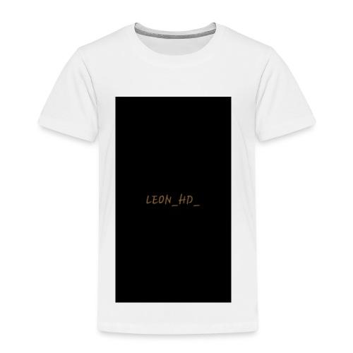LEON_HD_ YT - Kinder Premium T-Shirt