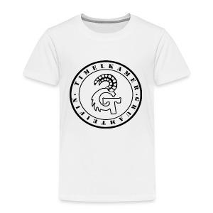 Logo transparent - Kinder Premium T-Shirt