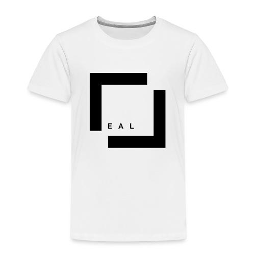 REAL LOGO - Kinder Premium T-Shirt