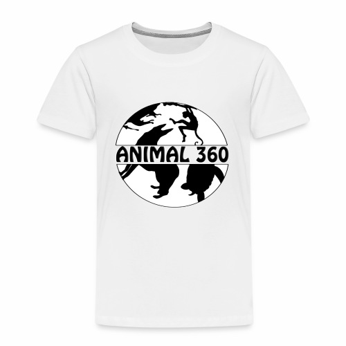 Logo Animal 360 version simple - T-shirt Premium Enfant