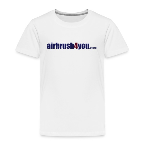 Airbrush Store - Kinder Premium T-Shirt
