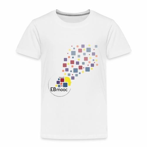 EBmooc T-Shirt 2018 - Kinder Premium T-Shirt