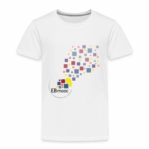 EBmooc T Shirt neutral - Kinder Premium T-Shirt