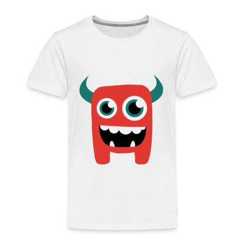 Kleines Monster - Kinder Premium T-Shirt