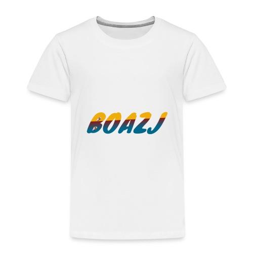 BoazJ Logo - Kinderen Premium T-shirt