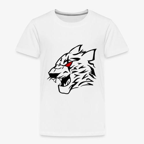 Zarkazz Tiger - Kinder Premium T-Shirt