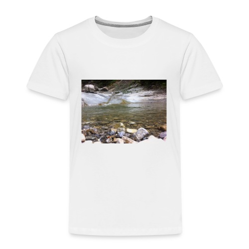 Bergbach2 - Kinder Premium T-Shirt