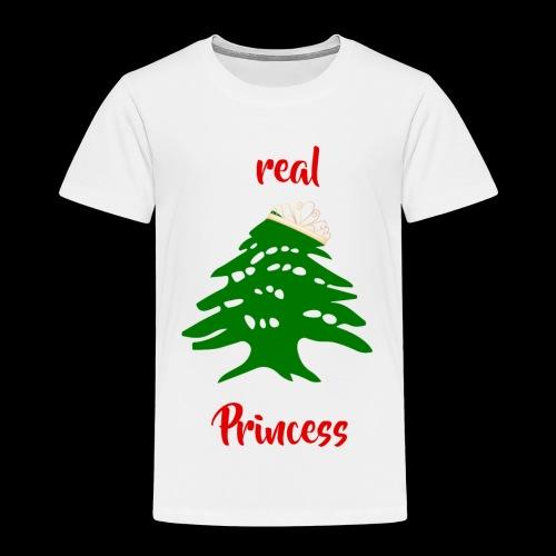 Lebanese princess - Kinder Premium T-Shirt