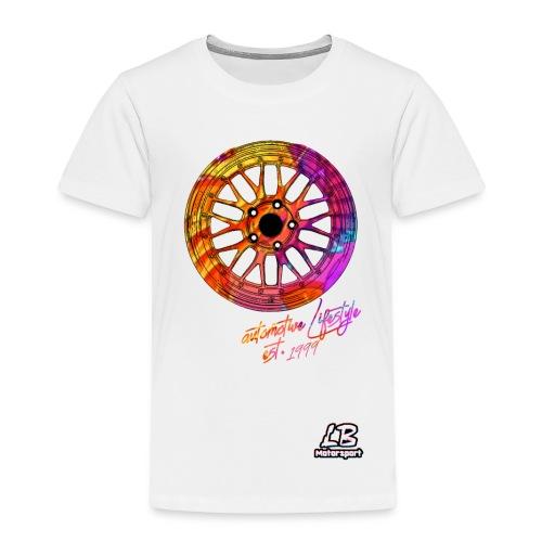 LB Motorsport-Automotive Lifestyle - Kinder Premium T-Shirt