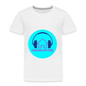 Hometime with holly badge - Kids' Premium T-Shirt