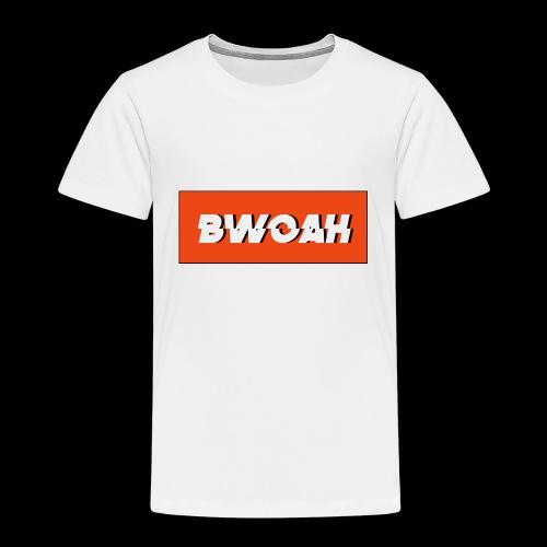 BWOAAH - Kids' Premium T-Shirt