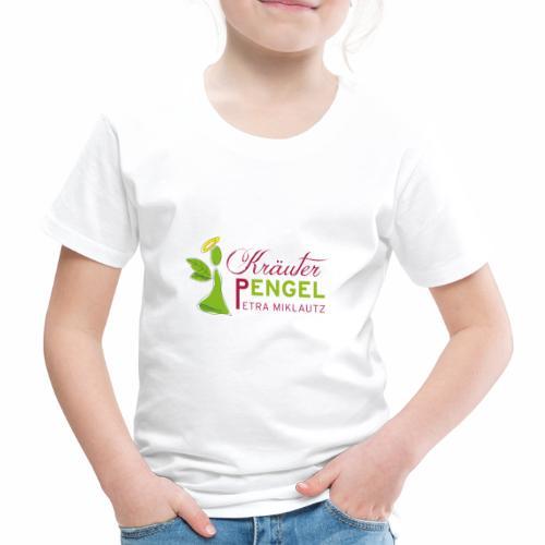 Kräuter Pengel Logo - Kinder Premium T-Shirt
