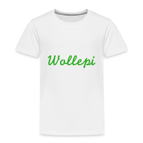 Wollepi - Kinder Premium T-Shirt